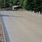 7. Rovná střecha - betonáž