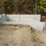 9. Železobetonové opěrné stěny