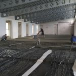 12. Betonáž podlah
